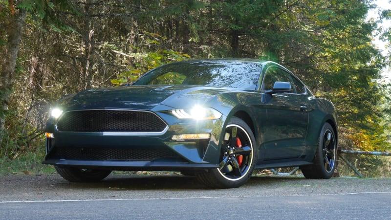 2020 Ford Mustang Bullitt For Sale
