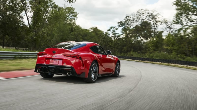 2020 Toyota Supra: Meeting the competition