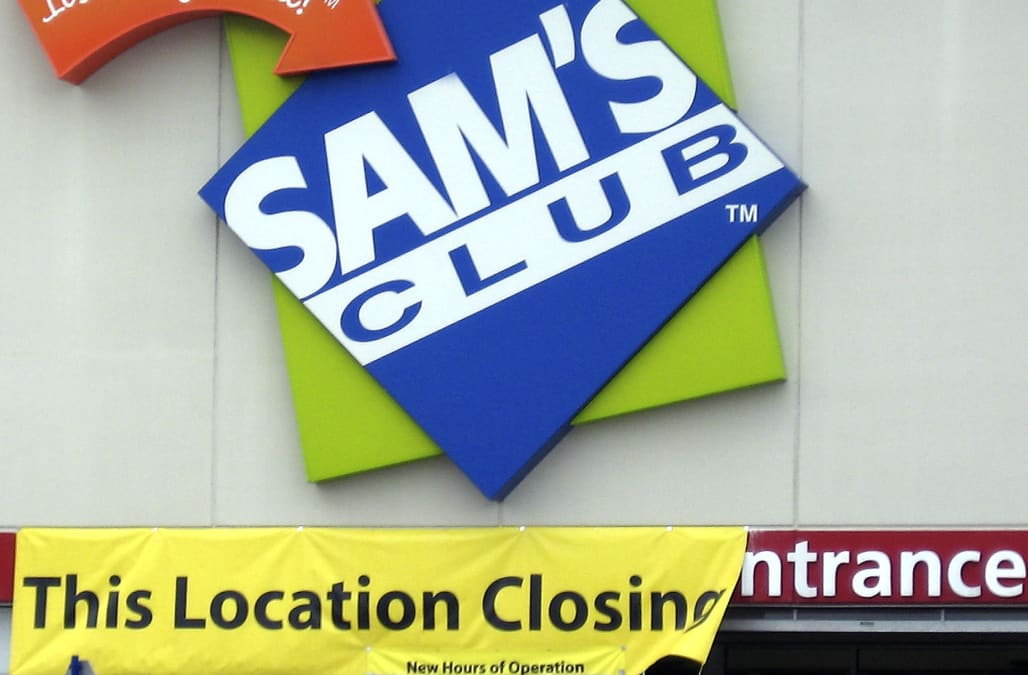 Walmart is closing 63 Sam's Club stores — here's the ...