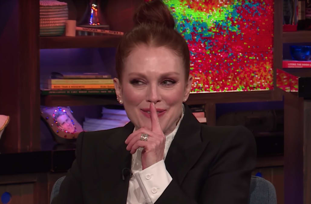 Julianne Moore admits she was fired and replaced by Melissa McCarthy