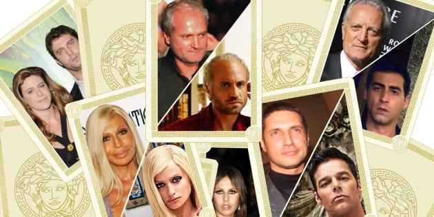 """""""American Crime Story"""" saison 2: découvrez les vrais héritiers Versace (qui ne veulent pas entendre parler de la série)"""
