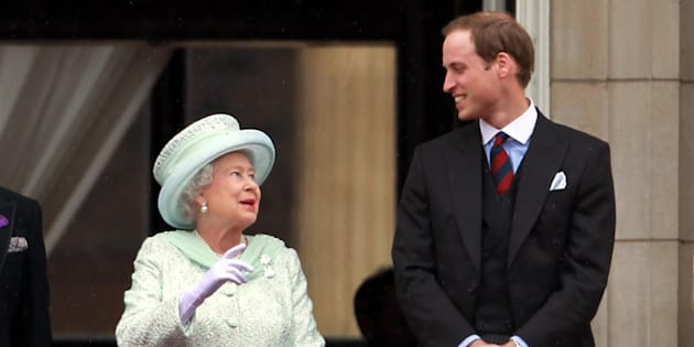 Prince William Had King Lessons From The Queen