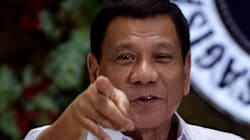 Philippine President Rodrigo Duterte Threatens To Throw Corrupt Officials Out Of A
