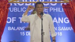 Philippines: Duterte raconte avoir agressé sexuellement sa