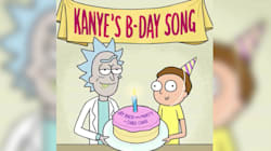 'Rick And Morty' Created A Custom Birthday Song For Kanye