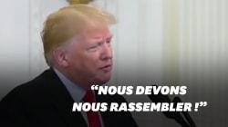 Trump appelle à