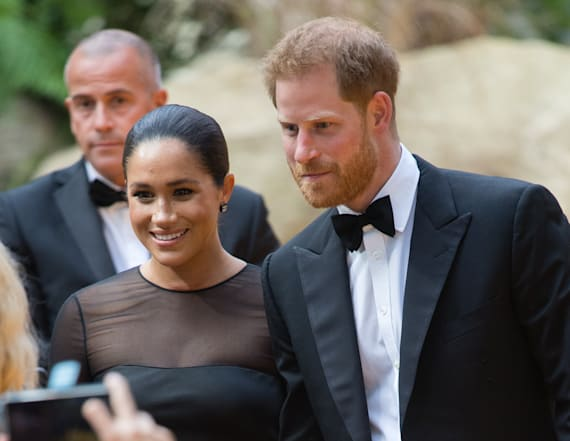 Meghan and Harry reveal name of new foundation
