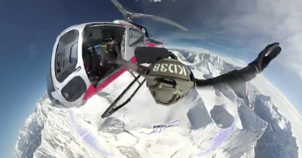 Veterans set record for high-altitude jump at Mt. Everest