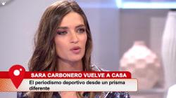 La profunda reflexión sobre la maternidad de Sara Carbonero tras su vuelta a los 'Deportes