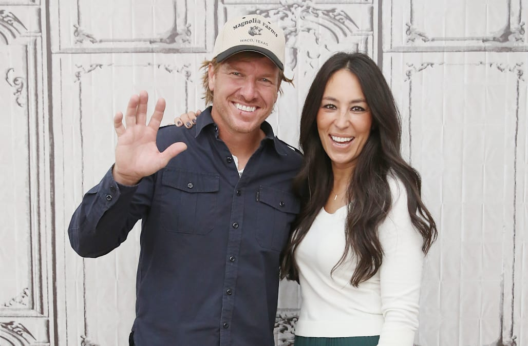 'Fixer Upper' Stars Chip And Joanna Gaines Reveal