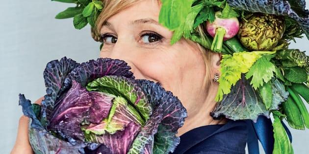 """Couverture du livre """"Légumes- Ils vont vous surprendre"""" de Maïtena Biraben"""
