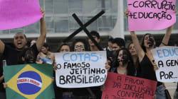 Cotas: Bolsonaro conduzirá revisão da lei que, para ele, 'reforça o