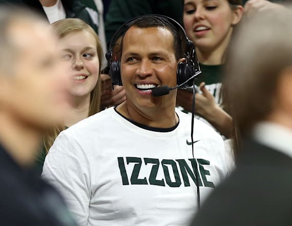 A-Rod to join ESPN's 'Sunday Night Baseball' booth