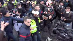 Une figure des gilets jaunes blessée à l'œil alors qu'il filmait en direct, l'IGPN
