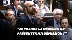 Après la signature du pacte de Marrakech, le Premier ministre belge