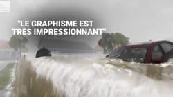 Ces animations ultra-réalistes de la chaîne météo américaine montrent l'extrême dangerosité de l'ouragan