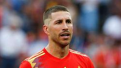 Numerosas críticas a Sergio Ramos por su última foto en
