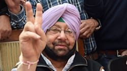 Captain Amarinder Singh Sworn In As Punjab