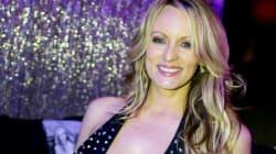 La actriz porno Stormy Daniels, arrestada en un club de 'striptease' de