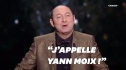 Kad Merad tacle Yann Moix lors la remise du