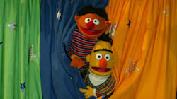 'Sesame Street' Writer Takes Back Comments About Bert And Ernie Being Gay. Sort