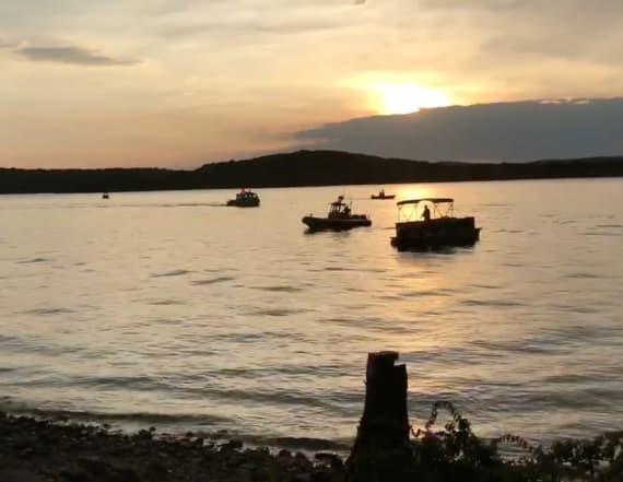17 dead after Missouri duck boat sinks in storm