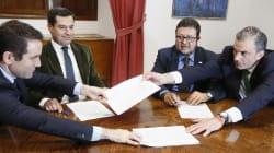 Moreno será presidente de la Junta al acordar con la extrema derecha de