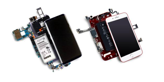 Samsung, Apple et Microsoft accusés d'obsolescence programmée par Greenpeace