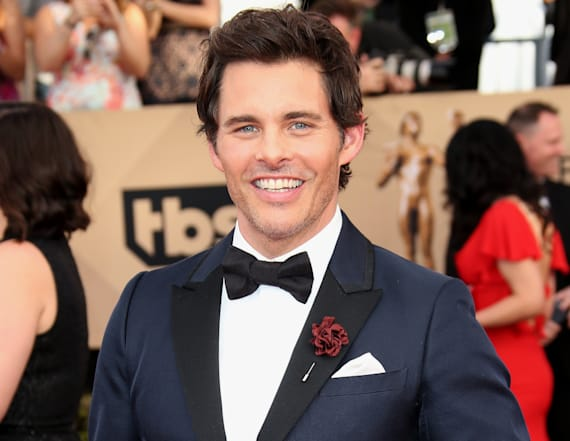 James Marsden, another star have a mutual man crush