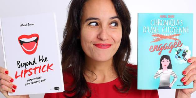 """Muriel Douru est à la recherche d'un nouvel éditeur pour pallier la disparition des éditions gaies et lesbiennes, chez qui elle a sorti """"Dis...Mamans"""", en 2003."""