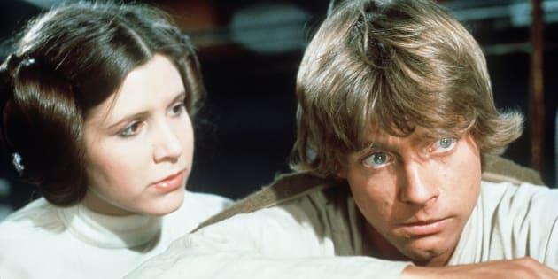Les messages de soutien du casting de Star Wars à Carrie Fisher, la princesse Leia