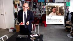 BLOG - Sa vidéo Instagram le montre, Mark Wahlberg ne fait pas dans la finesse quand il parle de