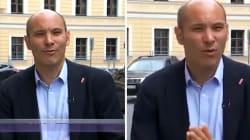 Ce journaliste de TF1 est fâché avec les noms de l'équipe de