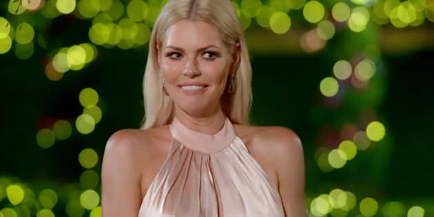 It was a night of thrills and spills but Sophie Monk reveals she's definitely found the one, and escaping the country so the secret isn't let out!