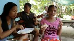 Esta joven filipina ciega te emocionará con su versión de un clásico de Whitney