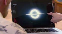 L'un des trois prix Nobel de Physique a collaboré sur le trou noir de