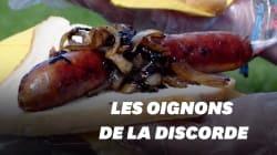 La place des oignons dans le Hot-Dog divise