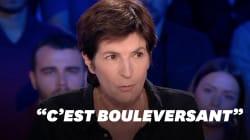 Christine Angot a trouvé le discours d'adieu de Valls