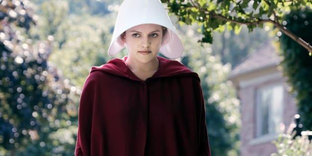 """La créatrice des costumes de la série """"La servante écarlate"""" n'avait pas imaginé tout ça..."""
