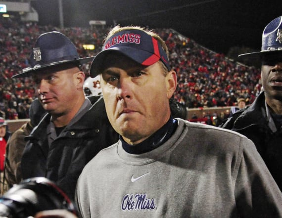 Ole Miss coach resigns after school investigation