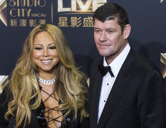 James Packer breaks silence on Mariah Carey split
