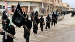 TRE PLOTONI DELL'ISIS PRONTI AD ASSALTARE