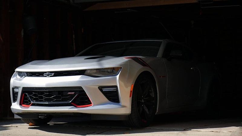2018 Chevy Camaro Ss Drivers Notes Demonstrative Power Middling