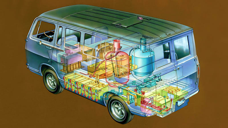 The World S First Hydrogen Fuel Cell Vehicle Turns 50 This Month