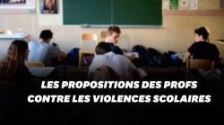 Après Créteil, 4 idées de profs pour lutter contre les violences