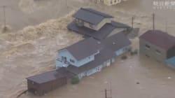 Près de 2 millions de personnes coincées par les inondations au