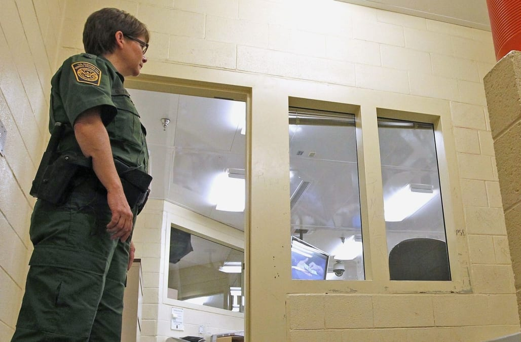Children Cruelly Handcuffed Win Big >> 5th Migrant Child Dies After Detention By Border Patrol Aol News