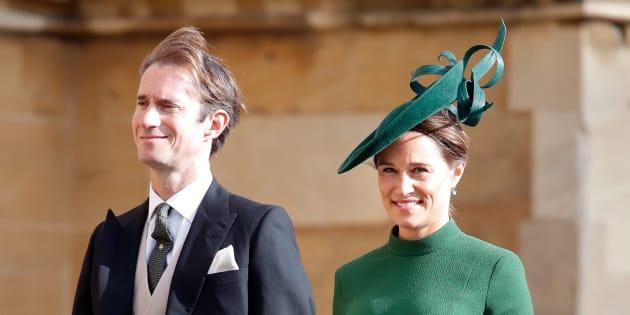 Pippa Middleton ha dato alla luce il suo primogenito: è un m