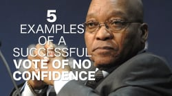 5 Times A Vote Of No Confidence Actually Succeeded In Other
