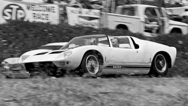 Only surviving Ford GT40 Roadster is for sale